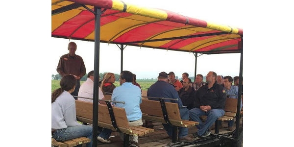 The fall field day at Iowa State University's Northeast Research and Demonstration Farmwill be held Aug. 28, from 1-4:20 p.m. (Courtesy of ISU Extension and Outreach)