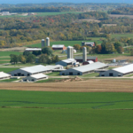 Soaring Eagle Dairy in Manitowoc County. (Courtesy of PDPW)