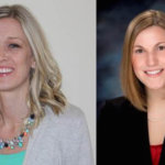 Alsum Farms & Produce is pleased to announce Wendy Alsum-Dykstra (left) and Christine Lindner (right) were named 2019 Produce Business 40-Under-Forty award winners. (Courtesy of Alsum Farms & Produce)