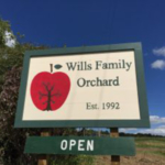 Maury and Mary Wills, of Wills Family Orchard, will host a Practical Farmers of Iowa field day exploring organic apple production on Saturday, Aug. 24, from 10 a.m. to noon, at their farm near Adel (33130 Panther Creek Road, about 7.5 miles southwest of town). (Courtesy of Practical Farmers of Iowa)