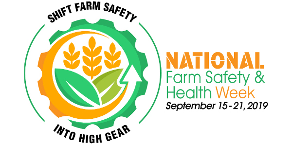 National Farm Safety and Health Week, Sept. 15-21, is a good time to look for signs of depression if irritability, fatigue and lack of interest in work and everyday activities seem abnormal.