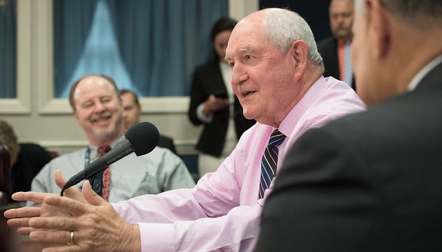 Perdue on actions to streamline H-2A process