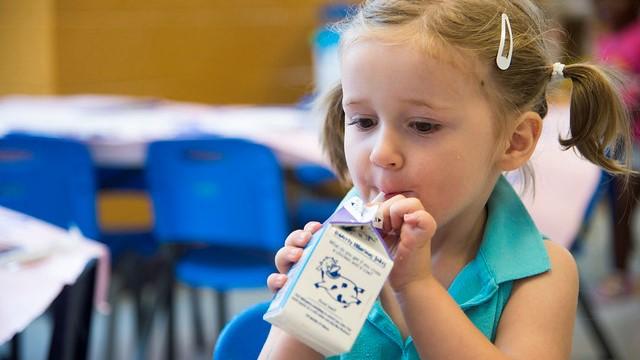 NYFB against chocolate milk ban in NYC schools