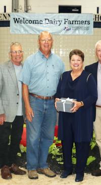 All-American Dairy Show's Obie Snider Award