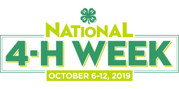 The anticipation is building for National 4-H Week, during which millions of youth, parents, volunteers, and alumni across the country will be celebrating everything 4-H. (Courtesy of UW-Extension)