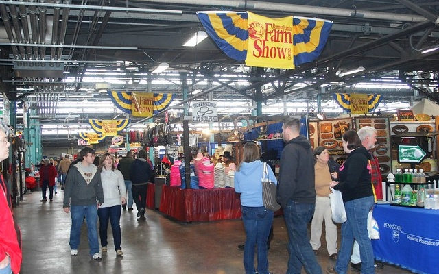 Pa Farm Show 2020.Pa Farm Show Theme Imagine The Opportunities Morning Ag Clips