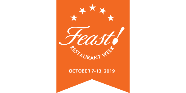FEAST! Restaurant Week specials will incorporate locally-grown ingredients, which helps area farmers and strengthens the economy.