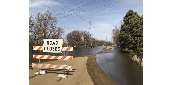 South Dakotans continue to deal with flood damage to their homes, businesses and agriculture operations. (Courtesy of SDSU Extension)