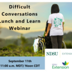 The final webinar in a four-part series hosted by gerontologists from North Dakota State University Extension and South Dakota State University Extension will take place on September 11. (Courtesy of NDSU)
