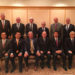Gov. Ricketts meets U.S. and Japanese Governors. (Courtesy of Office of Governor Pete Ricketts)