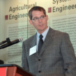 Jim Rouse, executive director, Iowa Crop Improvement Association. (Courtesy of ISU Extension and Outreach)