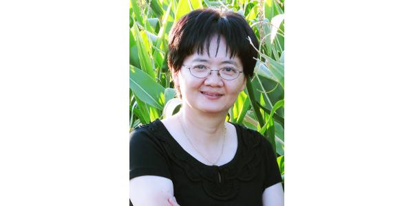 Kan Wang, professor of agronomy and the Global Professorship in Biotechnology, Iowa State. (Courtesy of ISU)