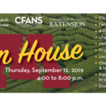 Join your friends and neighbors at the University of Minnesota Open House on Thursday, September 12 at the Southern Research and Outreach Center (SROC) in Waseca.