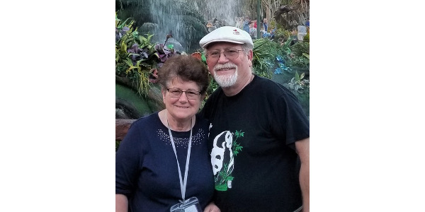 Cathy and Frank Genovese taken January 2018. (Courtesy of Michigan Christmas Tree Association)