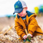 """""""Knowing that so many young people in Colorado are excited about agriculture underscores the importance of one of our main goals at CDA--to support the next generation of ag,"""" says Greenberg. (Photo Credit: Brian Biesemeier, Sedgwick CO)"""