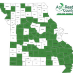 Pemiscot County has achieved Agri-Ready County Designation. Missouri Farmers Care (MFC), a coalition of more than 40 leading Missouri agricultural groups, designates counties that create an environment conducive to agricultural entrepreneurship and opportunity which actively support Missouri's agriculture industry. The designation of Pemiscot County solidifies Southeast Missouri as the first Agri-Ready Designated region. (Courtesy of Missouri Farmers Care)