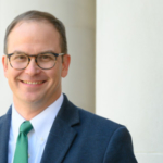 Blake Naughton, an expert in education policy and administration, has been named vice president for Engagement and Extension at Colorado State University, leading the renamed Office of Engagement and Extension effective Dec. 1. (Courtesy of CSU)