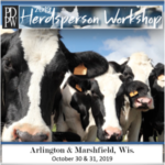 Presented by Professional Dairy Producers® (PDPW), a daylong workshop keying in on some of the more challenging topics in managing dairy herds such as feed inventory, transition-cow management and animal-welfare strategies will be discussed at the 2019 PDPW Herdsperson Workshop. (Courtesy of PDPW)