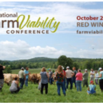 Nearly 300 professionals from across the country who work to support farm businesses will convene in Red Wing, Minnesota on October 22-24 for the fourth annual National Farm Viability Conference, a three-day gathering hosted by nonprofit Renewing the Countryside. (Courtesy of Renewing the Countryside)
