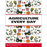 Iowa State University Extension and Outreach has developed a curriculum for educators who want youth to know how agriculture is involved in every day human life. (Courtesy of ISU Extension and Outreach)