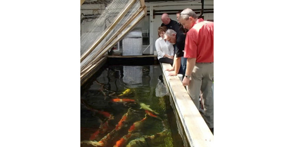 """To help fish farmers improve their leadership skills, Iowa State University Extension and Outreach and theNorth Central Regional Aquaculture Center (NCRAC)have published a fact sheet called""""Leadership Development Training for Aquaculture Producers."""" (Courtesy of ISU Extension and Outreach)"""