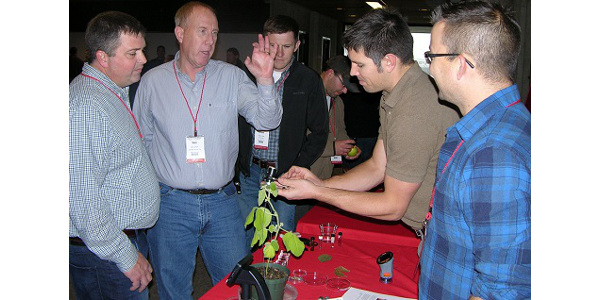 That's the goal of this year's Integrated Crop Management Conference, to be held Dec. 4-5 in Ames, as farmers and agribusinesses prepare for 2020 and beyond. Now in its 31st year, the annual event is hosted by Iowa State University Extension and Outreach and the College of Agriculture and Life Sciences. (Courtesy of ISU Extension and Outreach)