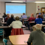 """Michigan State University Extension in southeast Michigan will be offering a pesticide manual review class (CORE review) from 9 a.m. to 4 p.m. on Nov. 18, 2019, at the Washtenaw County MSU Extension office, 705 N. Zeeb Road P.O. Box 8645 Ann Arbor, MI 48107. Online registration for the review session is available, or you can register by calling the Washtenaw County MSU Extension office at 734-997-1678. Registration cost is $20. This review is intended to help prepare participants for the Michigan Department of Agriculture and Rural Development (MDARD) pesticide applicator certification exams. This is an optional review session and you are not required to take this class in order to take the MDARD exam. Those attending the review session will receive MDARD recertification credits (eight private or commercial RUP credits for an eight-hour class). Registration does not include study manuals. We recommend reading and studying the Core Manual before attending the review. You can order the """"National Applicator Core Training Manual & Michigan Private Applicator Addendum"""" (E3007KITP) or """"National Applicator Core Training Manual and Michigan Commercial Applicator Addendum"""" (E3008KITC) through the National Pesticide Safety Education Center Store website. The regular MDARD certification exam will be held at multiple locations around the state, including the Washtenaw County MSU Extension office on Nov. 19 at 9 a.m. Check the MDARD Online Pesticide Exam Scheduling website for more information about exams dates. If you plan to take the MDARD exam, be prepared to pay by check (no cash or credit cards) payable to the State of Michigan. The fee is $50 for private applicators and $75 for commercial applicators. MDARD requires that you register for the exam session by scheduling an appointment online or calling 1-800-292-3939. MDARD does not accept walk-ins or late arrivals. Spaces are limited so schedule your exam as soon as possible. A photo identification is also required. This ar"""