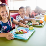 Iowans will celebrate the second annual statewide Local Food Dayon Oct. 11, as part ofNational Farm to School Month. (Photo credit: WavebreakmediaMicro/stock.adobe.com)