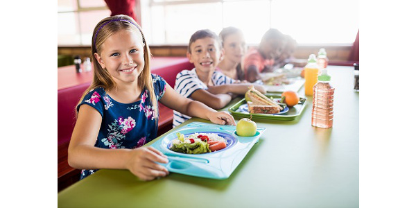 Iowans will celebrate the second annual statewide Local Food Day on Oct. 11, as part of National Farm to School Month. (Photo credit: WavebreakmediaMicro/stock.adobe.com)