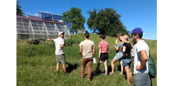 Farm tours, food workshops, and a farm-to-table dinner are on tap on Oct.12 as the Sustainable Farming Association'sLake Agassiz Chapterhosts thefirst annualDeep Roots Festivalnear Pelican Rapids. (Courtesy of Sustainable Farming Association)