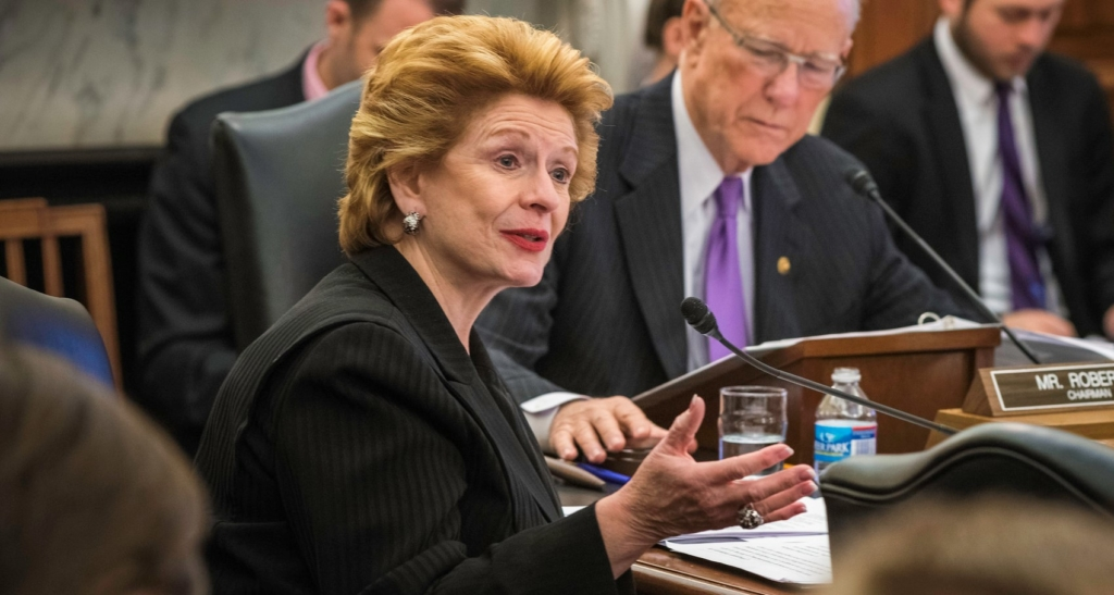 Stabenow urges improvements to trade payments
