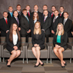The 2019-2020 Nebraska Agricultural Youth Council (NAYC). (Courtesy of Nebraska Department of Agriculture)