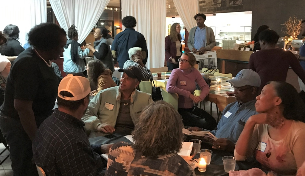 Farmers of Color and Buyers Connect