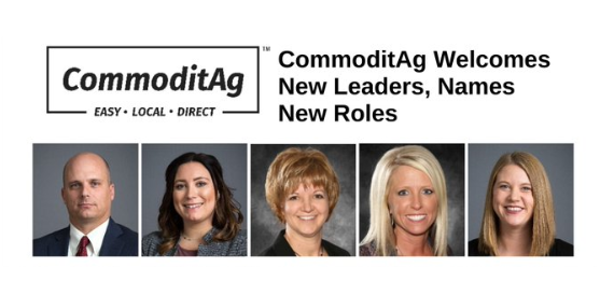 """John Demerly, CEO says """"CommoditAg is committed to providing a strong customer focused e-commerce solution for farmers through our network of warehouses at progressive retail locations. I am excited about our team and am confident in their ability to execute on our strategic ambitions."""""""