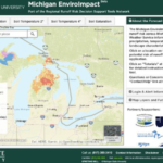 """Erica Rogers and Sarah Fronczak, Environmental Educators with Michigan State University Extension have been selected to receive a grant from the North Central Region Sustainable Agriculture Research and Education Program (NCR-SARE) for the project, """"Training Agricultural Professionals on Innovative Online Tools for Conservation Planning and Implementation."""" (Courtesy of MSU Extension)"""