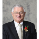 Harl was elected to the National Association of Estate Planners and Councils Estate Planning (NAEPC) Hall of Fame® and recognized as a Distinguished Accredited Estate Planner®. (Courtesy of Iowa State University)