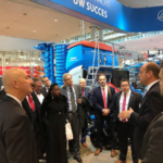 Gov. Ricketts Visits Lemken, an ag manufacturer, at Agritechnica in Hannover. (Courtesy of Office of Governor Pete Ricketts)