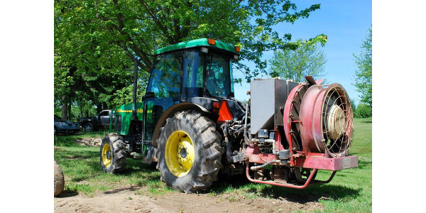 Michigan State University Extension is offering pre-exam study sessions in five Upper Peninsula locations to help prepare for the State of Michigan commercial and private pesticide applicator certification exams. (Photo by MSU Extension)