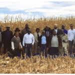 Twenty-one high-level government officials and ethanol decision makers from Ghana, Nigeria, Israel and South Africa spent time in Colorado Oct. 16-19, to better understand the U.S. ethanol production process from farm to ethanol plant. (Courtesy of Colorado Corn Growers Association)