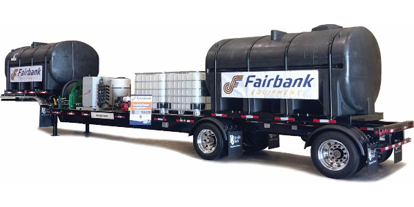 Fairbank Equipment is showcasing the SureFire QuickDraw trailer at the 66th Annual 3i SHOW March 19-21, 2020, with on-demand demonstrations. (Courtesy of Western Kansas Manufacturers Association)