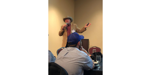 The 21st Annual Kansas Cattlemen's Association (KCA) Convention & Trade Show took place October 25th and 26th, 2019 at the Meridian Center in Newton, KS. (Courtesy of KCA)