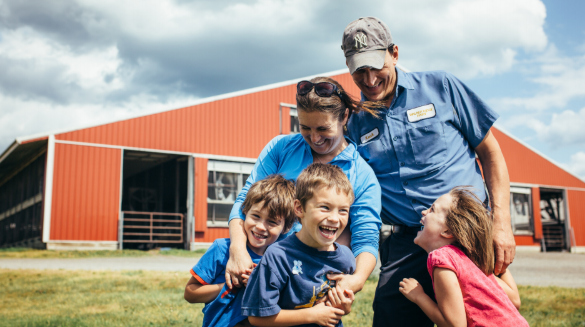 Meet local farmers at Dairy Dialogue events