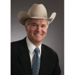 Robert E. McKnight, Jr., president, Texas and Southwestern Cattle Raisers Association
