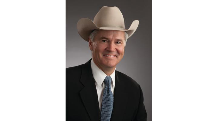 Robert E. McKnight, Jr., president, Texas and Southwestern Cattle Raisers Association