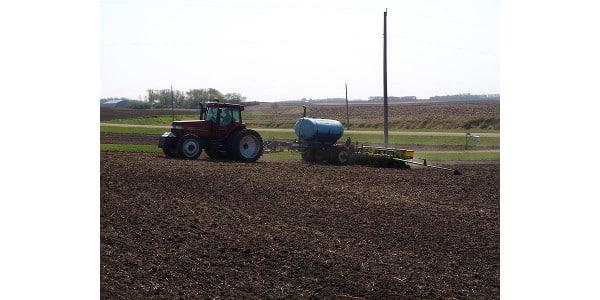Nebraska farmers making planting progress