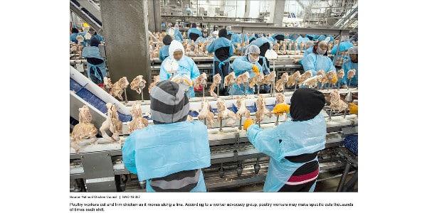Worker shortage concerns loom in meatpacking