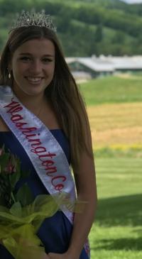 Washington County Dairy Princess crowned