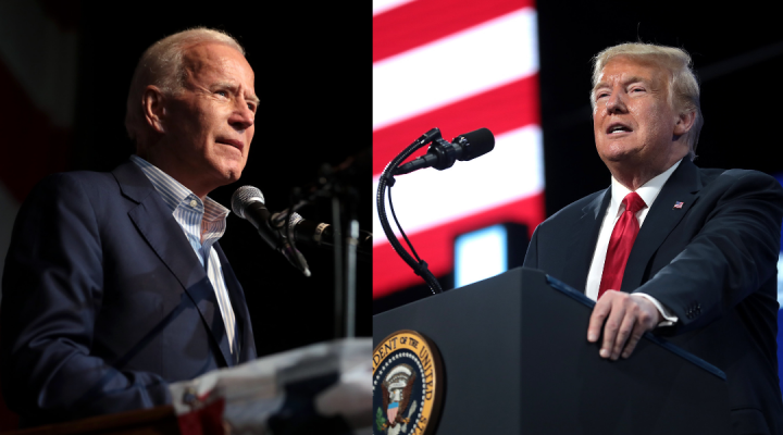 Trump, Biden outline agricultural priorities