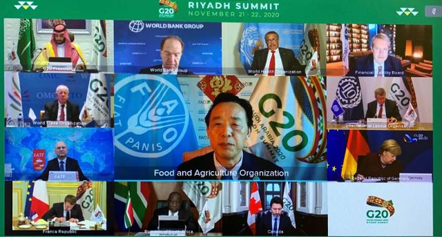 FAO urges G20 to support farmers, protect the vulnerable