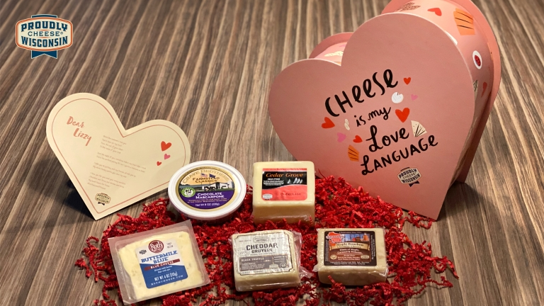 Wisconsin Cheese Launches Personalized Heart Shaped Boxes Of Cheese That Money Can T Buy Morning Ag Clips